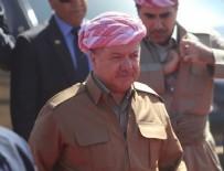 BARZANI - IKBY anlaşmadan çekildi Barzani orada ortaya çıktı