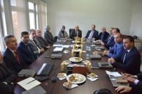 KEMAL ÖZGÜN - İlçe Milli Eğitim Müdürleri İstişare Toplantısı Yenipazar'da Yapıldı