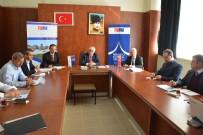 BOZOK ÜNIVERSITESI - İŞGEM'den Proje Değerlendirme Toplantısı