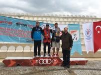 KAĞıTSPOR - Kağıtsporlu Atıcılar Takım Halinde Üçüncü Oldu