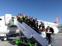 1 MAYıS - Kapadokya Havalimanı Hizmet Vermeye Başladı