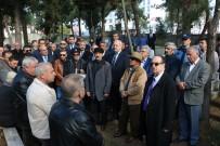 ALTıNOK ÖZ - Kartallı Kazım, 57'Nci Ölüm Yıl Dönümünde Mezarı Başında Anıldı