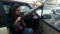 MAHREMIYET - Kütahya'da 'Cam Filmi Söktürme' Yoğunluğu