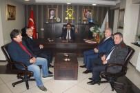 BABA OCAĞI - MHP'den AK Parti Ve BBP'ye Ziyaret
