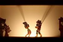 KAYNAR - Miniclub'ta Karagöz İle Hacivat Gölge Oyunu Atölyesi