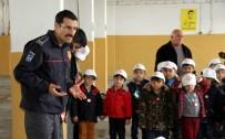 K9 - Minik Öğrenciler 'Yangın Dede'den Eğitim Aldı