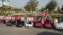 TRAFİK EĞİTİMİ - Minikler Uygulamalı Trafik Eğitimi Verildi