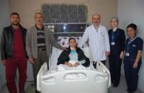 AKCİĞER KANSERİ - Öksürük Şikayeti İle Gittiği Hastanede Akciğer Kanseri Olduğunu Öğrendi