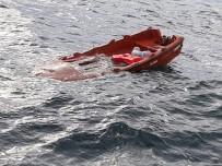 DENIZ KUVVETLERI KOMUTANLıĞı - Sahil Güvenlik Komutanlığı'ndan Kayıp Gemi Açıklaması