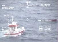 DENIZ KUVVETLERI KOMUTANLıĞı - Sahil Güvenlik Komutanlığından Kayıp Gemi Açıklaması