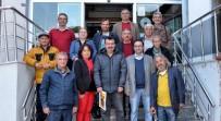 KÜLTÜR SANAT MERKEZİ - Sardes Kültür Topluluğu Kuruldu