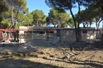 KELOĞLAN - Şehzadeler Park'ta Çalışmalar Tüm Hızıyla Devam Ediyor