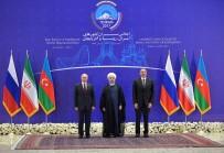 AZERBAYCAN CUMHURBAŞKANI - Tahran'da Üçlü Zirve
