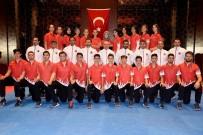 GÜNEY KıBRıS - Tekvandoda Avrupa Şampiyonası Heyecanı