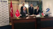 MECLİS BAŞKANLARI - Türkiye İle Kuveyt Arasındaki Ticareti Geliştirmek Amacıyla İşbirliği Protokolü İmzalandı