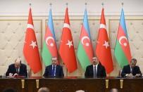 AZERBAYCAN CUMHURBAŞKANI - Türkiye Ve Azerbaycan Arasında 'Yükseköğretim Alanında İşbirliğine İlişkin Mutabakat Zaptı' İmzalandı