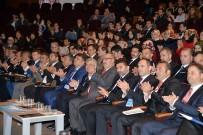 MEHMET YÜCE - UÜ'de Uluslararası Sosyal Bilimler Kongresi