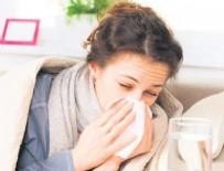 BURUN TIKANIKLIĞI - Uzmanlardan grip uyarısı