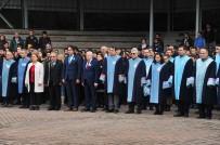 BÜLENT ECEVİT ÜNİVERSİTESİ - 10 Kasım Gazi Mustafa Kemal Atatürk'ü Anma Töreni Gerçekleştirildi