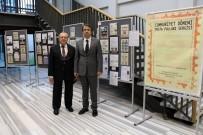 BÜLENT ECEVİT ÜNİVERSİTESİ - 109 Yıllık Posta Pulu Koleksiyonu 3 Nesildir Sergileniyor