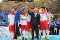 GÖNÜL KÖPRÜSÜ - 27 Ülkenin Katıldığı Turnuvada Dostluk Kazandı