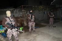 ADANA EMNİYET MÜDÜRLÜĞÜ - Adana'da DEAŞ Operasyonu Açıklaması 11 Suriyeliye Gözaltı