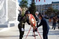 ADıYAMAN ÜNIVERSITESI - Adıyaman'da 10 Kasım Anma Etkinlikleri