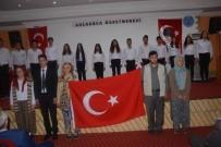 YASIN ÖZTÜRK - Akçakoca'da 10 Kasım Etkinliklerinde Öğrenciler Göz Doldurdu