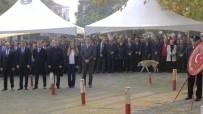 ANMA TÖRENİ - Akçakoca'da Atatürk'ü Anma Programı  Düzenlendi