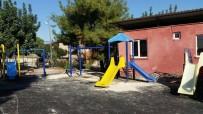 CAN GÜVENLİĞİ - Akdeniz'de Okul Bahçelerine Çocuk Oyun Grupları Kuruluyor