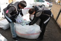MEDIKAL - Aksaray'da Bebek Bezleri Arasında Kaçak Sigara Sevkiyatı