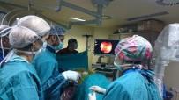 ALAADDIN KEYKUBAT - Alanya'da Kapalı Böbrek Taşı Ameliyatları Yapılmaya Başlandı