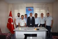 KREDİ DESTEĞİ - Alaşehir ESO Başkanı Kıymık Yeniden Aday