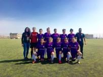KIREÇBURNU - Amed Sportif'in Kadın Futbolcuları Ligi Bekliyor