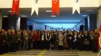 ANMA TÖRENİ - Anadolu Adalet Sarayı'nda Ata'ya Saygı Duruşu