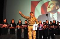 AHMET HAMDİ TANPINAR - Artvin'de 10 Kasım Atatürk'ü Anma Etkinlikleri
