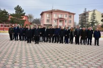 ANMA ETKİNLİĞİ - Atatürk İnönü'de De Anıldı
