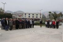 KARAKOL KOMUTANI - Atatürk, Ölümünün 79'Uncu Yılında Vezirhan'da Da Anıldı