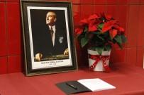 MEDENİYETLER - Atatürk, Ölümünün 79. Yıldönümünde Brüksel'de Anıldı