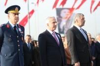 SÜLEYMAN KAMÇI - Atatürk, Ölümünün 79. Yıldönümünde Kayseri'de Anıldı