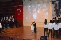 ERSOY ARSLAN - Atatürk, TED Şanlıurfa Kolejinde Anıldı