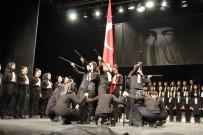 ZÜLKIF DAĞLı - Atatürk'ü Anma Programında Öğrencilerin Gösterisi Büyük İlgi Gördü