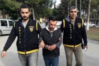 EMEKLİ POLİS - Aynı Kadına İki Kez Kapkaç Yapan Zanlı Yakalandı