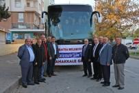 İSMAIL KURT - Bafralı Muhtarlara Çanakkale Gezisi