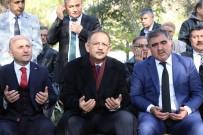 KUDRET KURNAZ - Bakan Özhaseki Eski Başkanın Cenazesine Katıldı