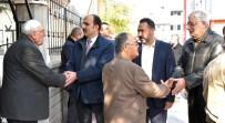 YÜZME - Başkan Altay, 'Musalla Bağları Emekli Lokali Kasım'da Açılacak'