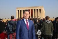 ANMA TÖRENİ - Başkan Mehmet Kocadon 10 Kasım'da Ata'nın Huzurunda