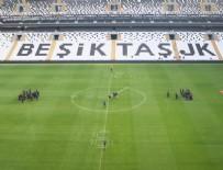Beşiktaş'tan anlamlı koreografi