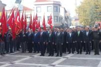 CAHIT ZARIFOĞLU - Beyşehir'de 10 Kasım Atatürk'ü Anma Töreni