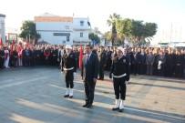 BODRUM KAYMAKAMI - Bodrum'da 10 Kasım Atatürk'ü Anma Günü Etkinlikleri